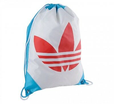Adidas Originals CB Draw String Bag Trefoil Logo Gym Bag Gym-sack W49674