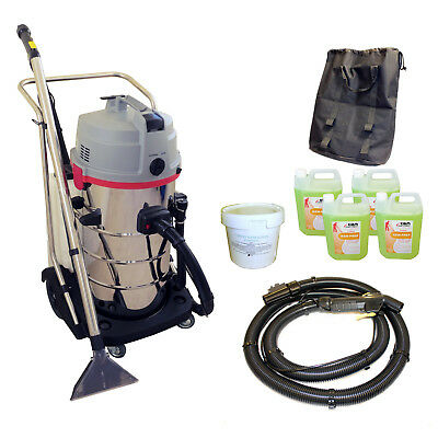 £11/WEEK on LEASE Business Start-up Pack Contractor Carpet Upholstery Cleaner