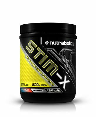 Nutrabolics STIM-X High-Intensity Pre Workout