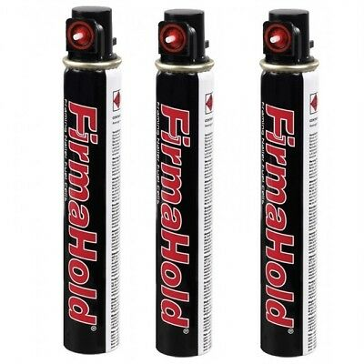 1St Fix Gas Cells Fuel Paslode Im350, Im350+ Fits Hitachi, Bea & Max, *Set Of 3*