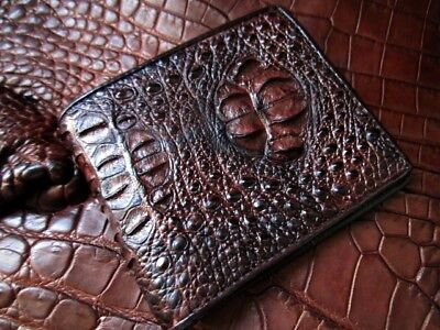 Crocodile Skin Lady S Purse Cigarette Case Sterling Silver