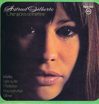 Astrud Gilberto – Once Upon A Summertime – 2352 172 – LP Vinyl Record