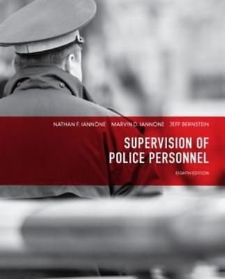 Supervision of Police Personnel by Nathan F. Iannone (English) Paperback Book