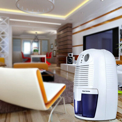 Best Quiet Electric Air Room Mini Dehumidifier Drying Moisture Absorber WH