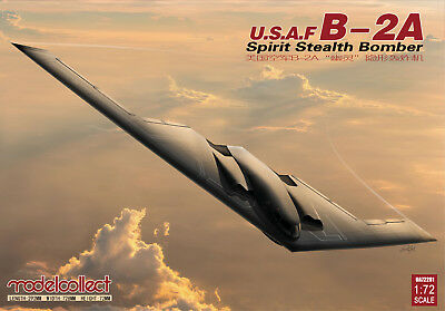 Preorder Modelcollect UA72201 1/72 USAF B-2A Spirit Stealth strategic Bomber