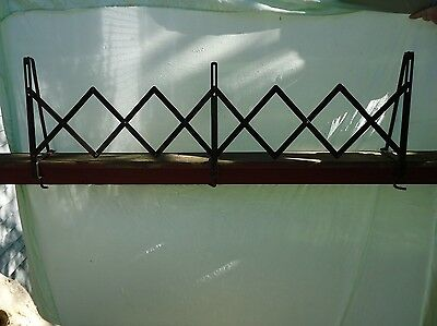 Model A-T Luggage Rack,running Board Rack,accordion Luggage Rack,expandable