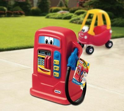 Little Tikes Cozy Pumper - Kids Gas Station by little Tikes - FREE P&P
