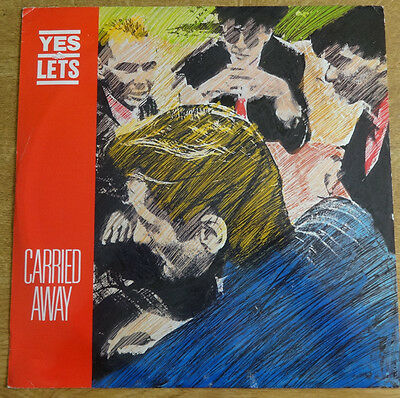 """Yes Lets, Carried Away 12"""", Irrepressible Records"""