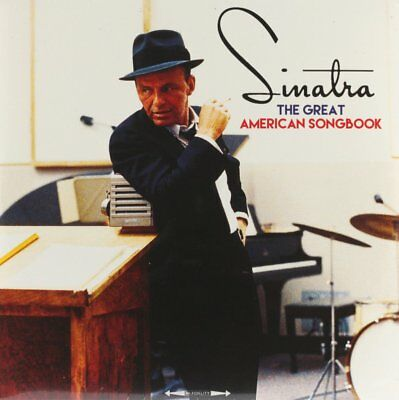 FRANK SINATRA, THE GREAT AMERICAN SONGBOOK  Vinyl Record/LP *NEW*
