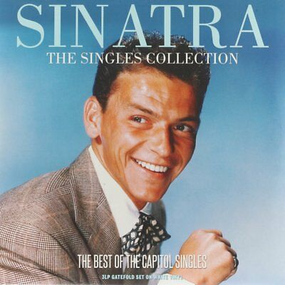 FRANK SINATRA, THE SINGLES COLLECTION  Vinyl Record/LP *NEW*