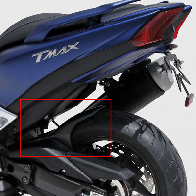 Parafango Posteriore [Ermax] - Yamaha T-Max 530 Dx / Sx (2017-2018) - 7302Y2300