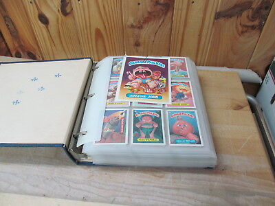 Over 1000 Lot 1986-1987 Garbage Pail Kids Card Stickers Topps 1980s Collection