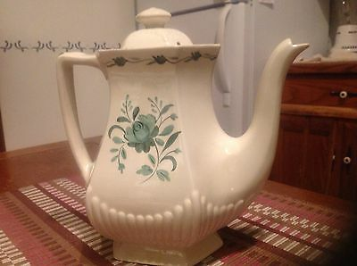 """Vintage Adams """" Lincoln """" coffee pot made in England"""