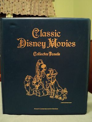 Classical Disney Movie Panels Stamp Album