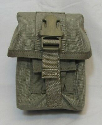 Special Operations Tech  Custom Air Force Ifak Pouch, Light Green Empty  Usa