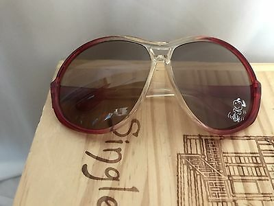 50's Snoopy Sunglasses Made In Italy 1958 Rare United Feature Syndicate Inc