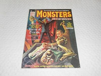 MONSTERS OF THE MOVIES MAGAZINE JUNE No.7