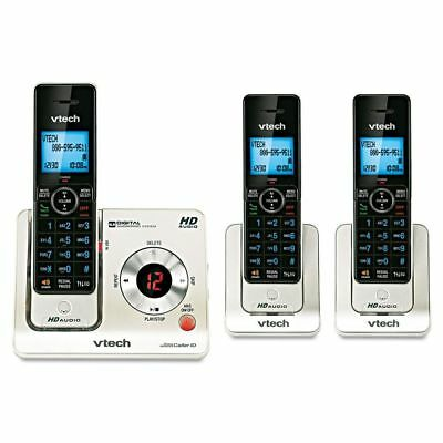 VTech DECT 6.0 Expandable Cordless Phone & Answering - LS6425-3  New