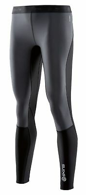Skins DNAmic Thermal Women's Windproof Long Tights Thermal Base Layer Winter New
