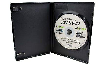 Driver CPC PCV & HGV Case Study Module 2 and Practical Demonstration Mod 4.,.