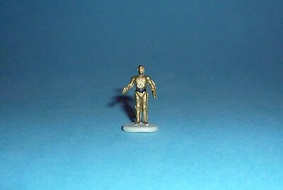 STAR WARS Micro Machines - C-3PO Standard Figure - Galoob