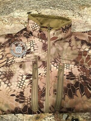 Central Intelligence Agency 'The Farm' Kryptek Highlander Soft shell Jacket
