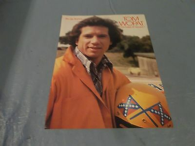 Tom Wopat pinup    clipping #741