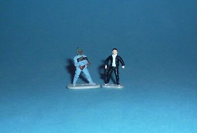 STAR WARS Micro Machines - BOBA FETT & HAN SOLO Cloud City Playset Figures