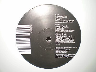 "Oliver Lieb - Helios - Bedrock Collaborations Sampler 12""  (John Digweed)"