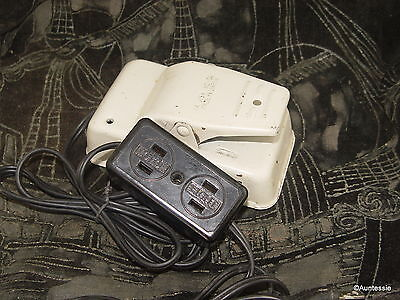 Foot Pedal Vintage Sewing Machine Parts
