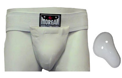 Groin Guard Protector With Cup Martial Arts Mma Boxing Bjj Kick Muay Thai