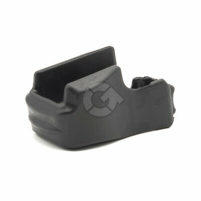 Black .223 5.56mm Magazine Well Never Quit Rubber Magazine Grip Hand Foregrip
