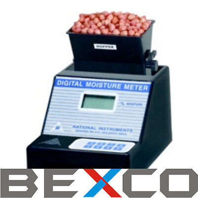 Digital Seed Grain Moisture Meter 220V BEST PRICE BY BRAND BEXCO DHL SHIP