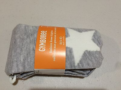 NWT Gymboree girls tights Star Gray Starry Night Many Sizes