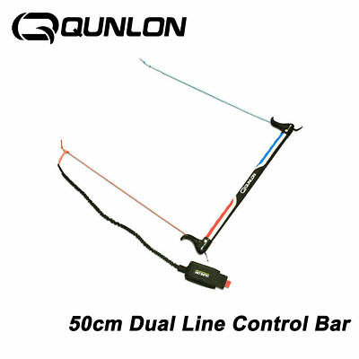 Professional Control Bar with Wrist Leash Safety System for Large Traction Kite