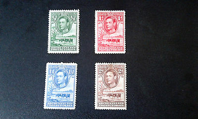 Mint Stamps Bechuanaland,gvi,original Gum,mint Hinged