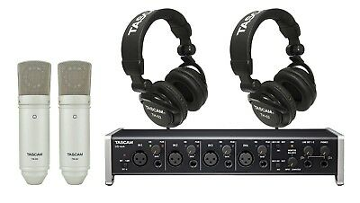 Tascam TrackPack 4x4 - Kit Registrazione Studio