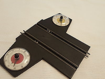 Vintage Speedking 4.5 Inch Slot Car Racing Track Lap Counter Pn:lc 50 Laps
