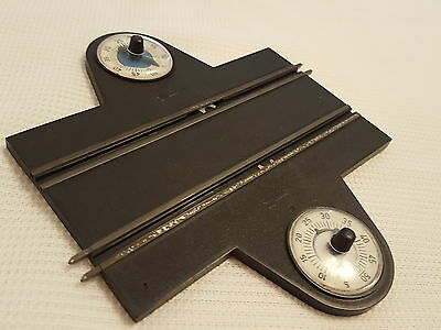 """Vintage Speedking 4"""" Inch Slot Car Racing Track Lap Counter Pn:lc1 50 Laps"""