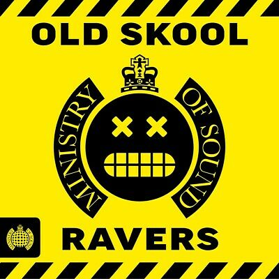Old Skool Ravers - Various Artists (Album) [CD]