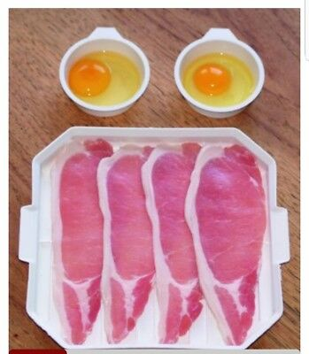 Microwave Egg & Bacon Set