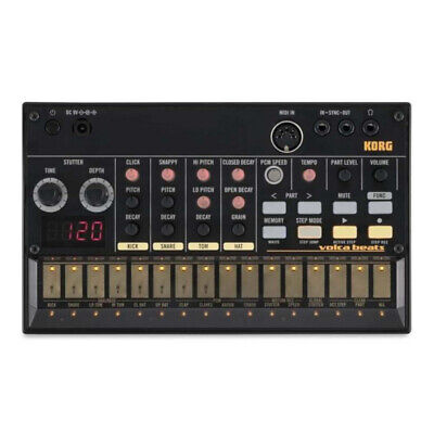 Korg Volca Beats: Analogue Drum Machine