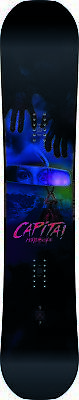 Capita Horrorscope Snowboard 2018 Mens Unisex Deck All Mountain Freestyle