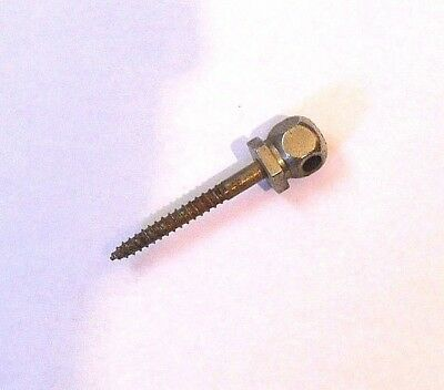 Vintage Banjo Parts Dowel Screw #2