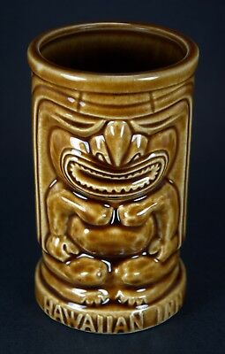 VTG Tiki Mug from Tiki Lounge of Hawaiian Inn Daytona Beach by Orchids of Hawaii