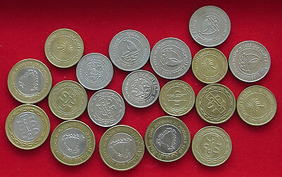 COLLECTION LOT BAHRAIN 19pc 80g   #xxu 056