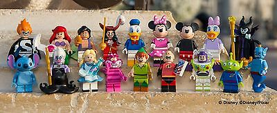 NEW LEGO MINIFIGURE​​S DISNEY SERIES 71012 Complete your Set