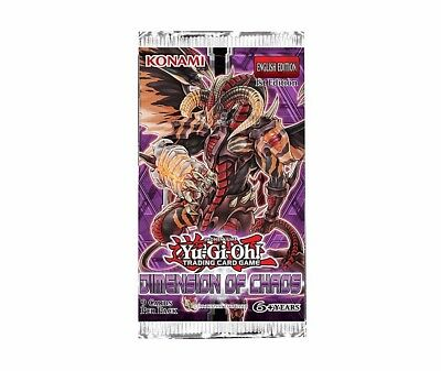 Yu-Gi-Oh! Dimension of Chaos Booster (Single)