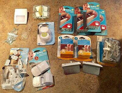 Lot of Baby Proofing Supplies, Safety first, Ret. $55+