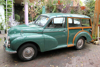 1966 Morris Traveller , Almond Green ,   Now Sold , Now Sold , Now Sold